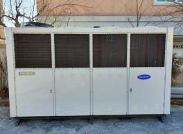 중고 2멀티 35마력 일체형 냉동기 …